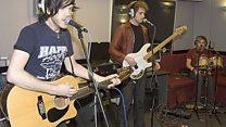 Live Lounge: Elliot Minor