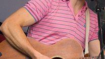 Live Lounge: Hoosiers