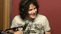 The Fratellis Live Lounge