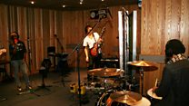 Santogold Live Lounge