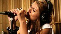 Live Lounge: Gabriella Cilmi