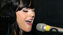 Live Lounge: Katy Perry