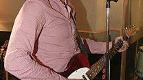 Live Lounge: Keane