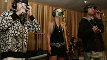 Live Lounge: N-Dubz