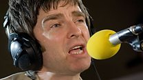Noel Gallagher Live Lounge
