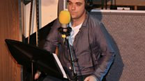 Live Lounge: Robbie Williams