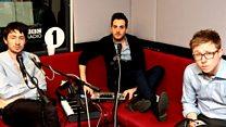 Live Lounge: Delphic