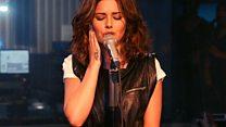 Live Lounge: Cheryl Cole