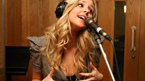 Live Lounge: Diana Vickers