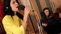 Marina & The Diamonds Live Lounge