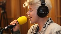 Live Lounge: Robyn