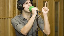 Live Lounge: Maximo Park