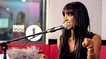 Kelly Rowland Live Lounge