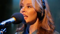 Live Lounge: Kylie Minogue
