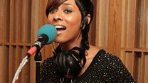 Live Lounge: Keri Hilson