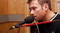 Live Lounge: Gorillaz