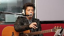 Live Lounge: Bruno Mars