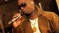 Live Lounge: Diddy Dirty Money