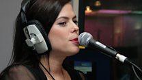 Live Lounge: Lenka