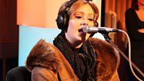 Live Lounge: Adele (Live Lounge Special)