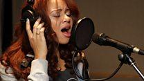 Live Lounge: Alexis Jordan