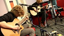 Live Lounge: Cage The Elephant