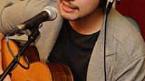 Live Lounge: Jamie Woon