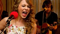 Taylor Swift Live Lounge