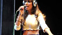Live Lounge: Leona Lewis