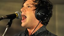 Live Lounge: Friendly Fires