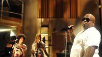 Live Lounge: Cee Lo Green