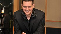 Live Lounge: Michael Buble