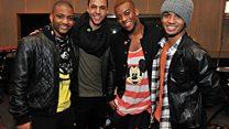 Live Lounge: JLS
