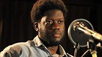 Live Lounge: Michael Kiwanuka