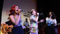 Live Lounge: Stooshe