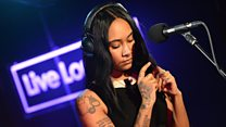 Live Lounge: Purple Ferdinand
