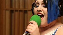 Live Lounge: The Gossip