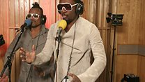 Live Lounge: Black Eyed Peas