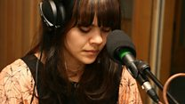 Live Lounge: Bat For Lashes