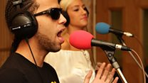 Live Lounge: Aggro Santos