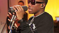 Live Lounge: Tinchy Stryder