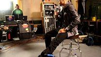 Live Lounge: Trey Songz