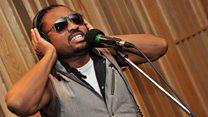 Live Lounge: Machel Montano