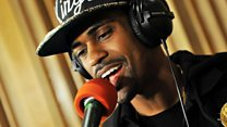 Live Lounge: Big Sean