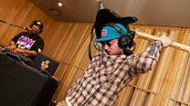 Live Lounge: Mac Miller