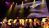 Zane Lowe Sessions: Gorillaz