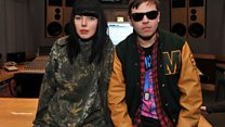 Zane Lowe Sessions: Sleigh Bells