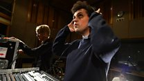 Zane Lowe Sessions: Simian Mobile Disco
