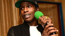 Zane Lowe Sessions: A$AP Rocky