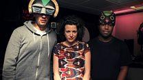 Live Lounge: SBTRKT